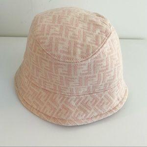Authentic Fendi bucket hat